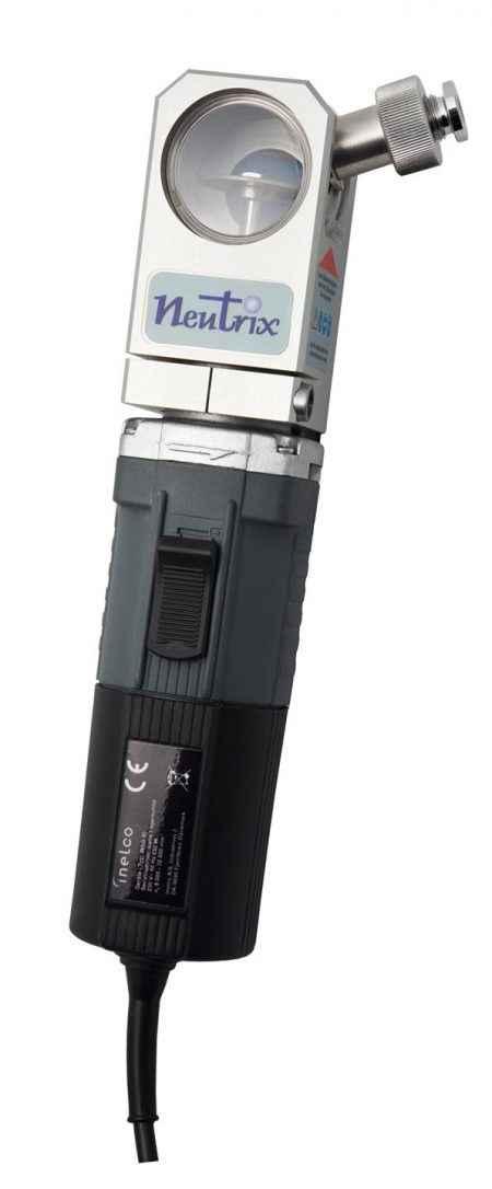 Portable electrode grinder
