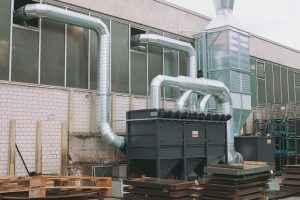 Dustmac S stacionarus dulkių nutraukėjas