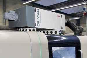 OILMAC ant CNC staklių