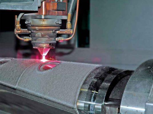 Laserline plakiravimas