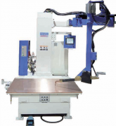 Spot welding table