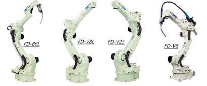 new-model-robots-fdv8l-fdb6l-fdv25-fdv8