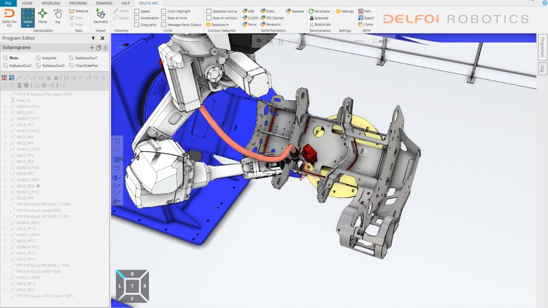 Delfoi ROBOTICS – UAB ATC Baltic