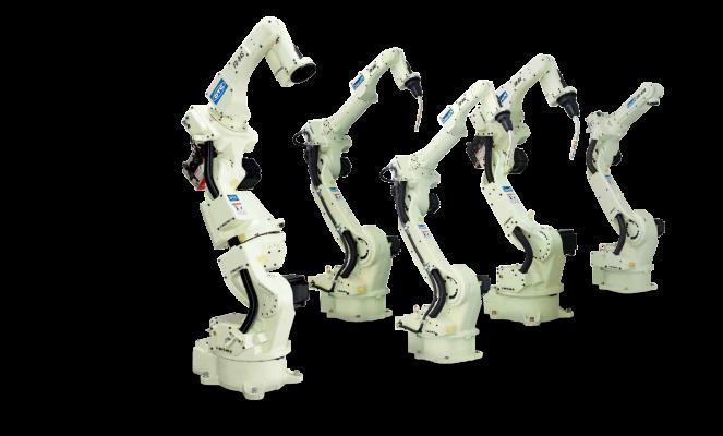 Pramoniniai robotai 300